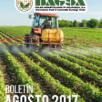 BOLETIN AGOSTO 2017 BAGSA