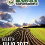BOLETIN JULIO 2017 BAGSA